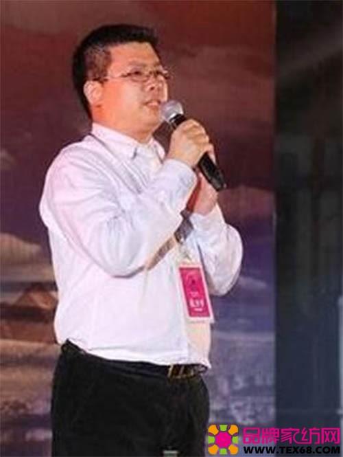 乔德家纺董事长杭卫平先生