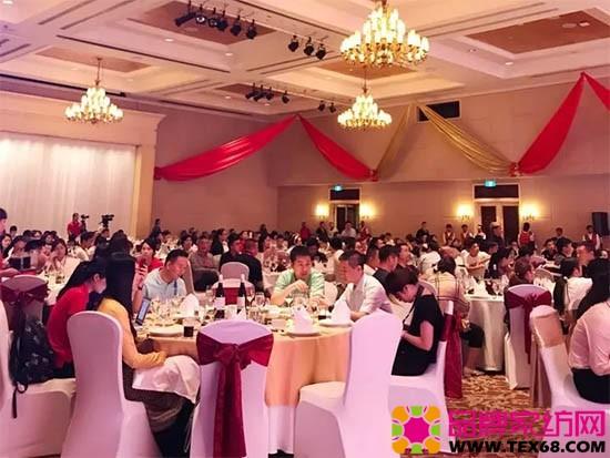中缅纺织经济论坛在缅甸仰光香格里拉酒店隆重开幕