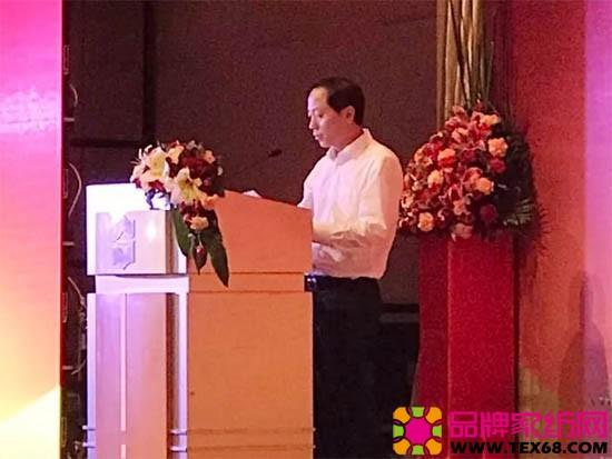 浙江省绍兴市柯桥区常务副区长 诸剑明先生致辞