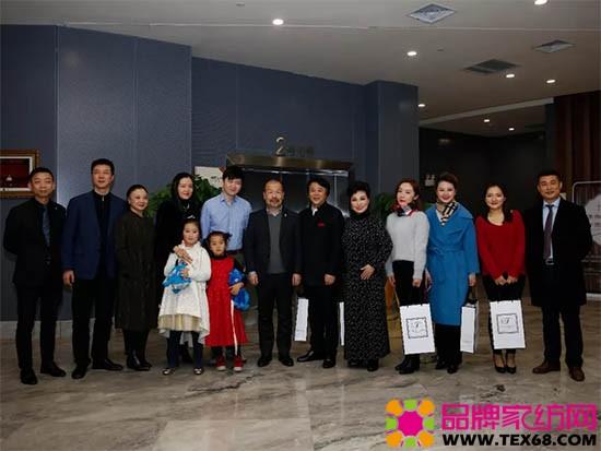 """姜天武先生提出""""爱在家庭""""企业文化理念"""