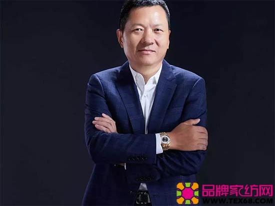 罗莱生活的董事长薛伟成先生