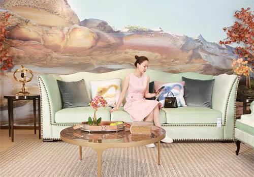 富安娜美家的艺术生活空间美学理念