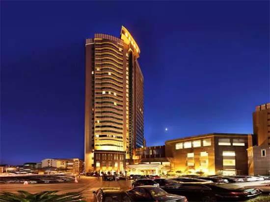 宁波南苑饭店1F国际会议中心