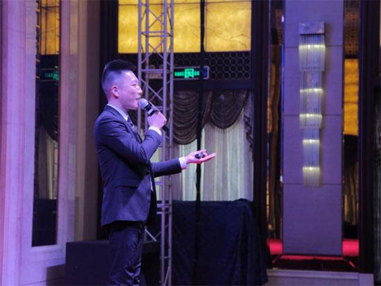 宝缦莱科金牌讲师徐雪程先生为大家详细阐述了宝缦集团的概况