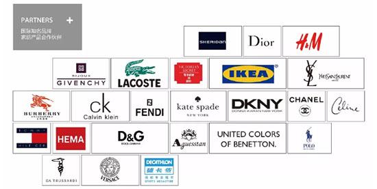 国际知名品牌家纺产品合作伙伴