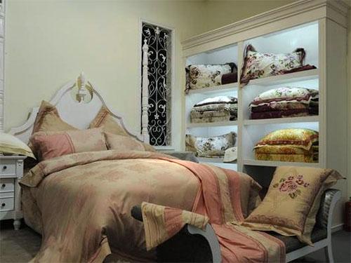 家纺专卖店陈列