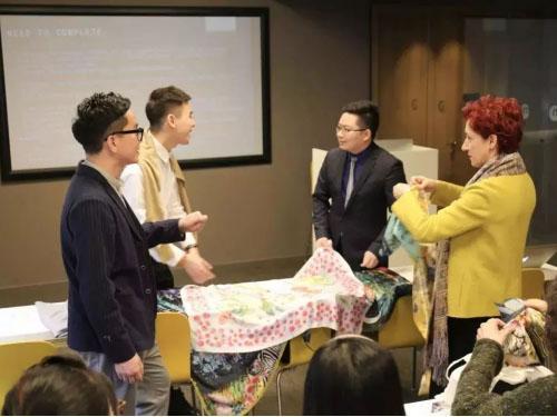 博洋家纺携手马兰欧尼,开启国际时尚校企交流合作
