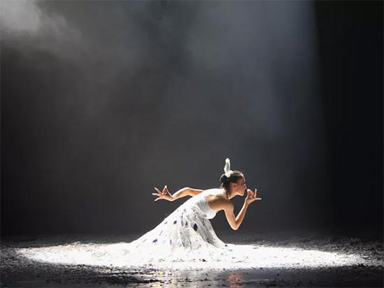 杨丽萍《孔雀舞》