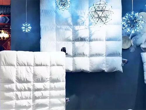 艾莱依家纺2018秋冬新品羽绒被