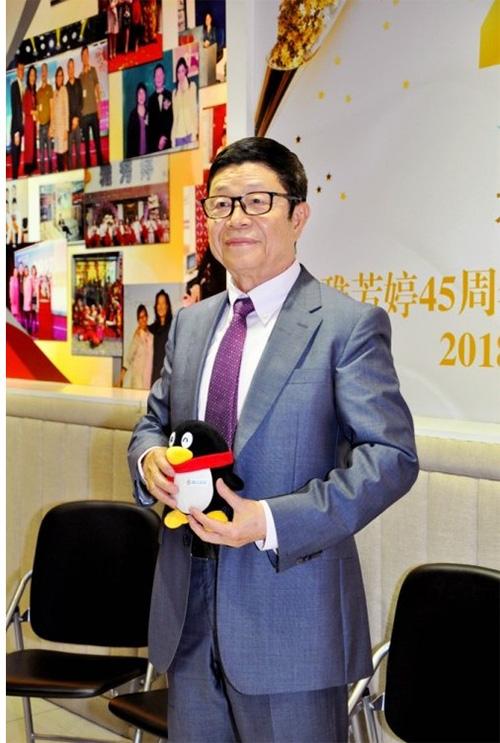 雅芳婷集团主席许章荣博士接受大众媒体采访