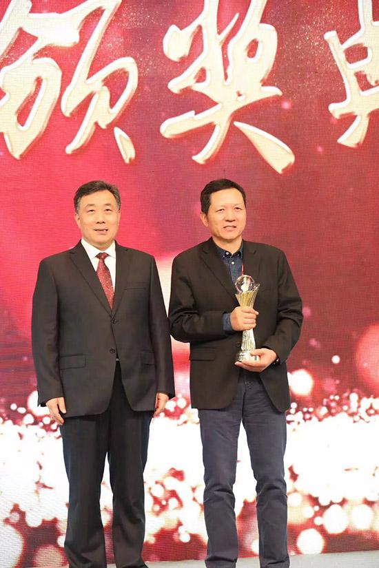 罗莱生活科技股份有限公司董事长薛伟成获张謇杯杰出企业家荣誉称号