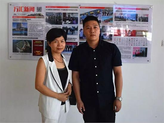 雨兰家纺诏安总代理与诏安万汇国际商品博览城正式签订入驻协议