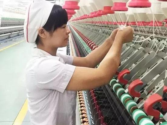 悦达家纺刘静年轻的中国棉纺织传承大工匠