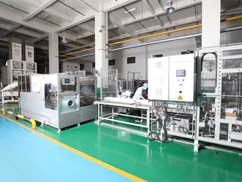 全流程自动化芯类生产线
