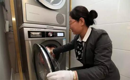 德国品牌顶配洗衣机、烘干机