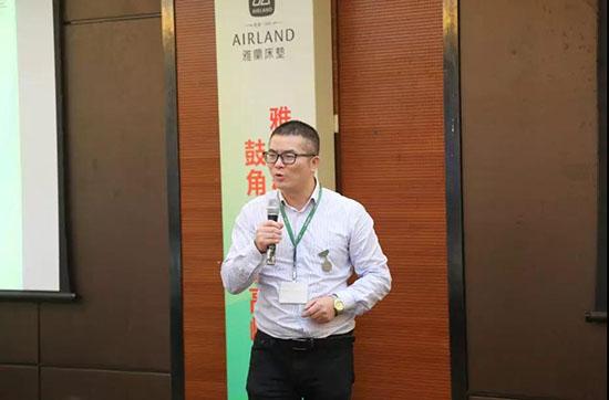 雅兰家居总经理李四清先生