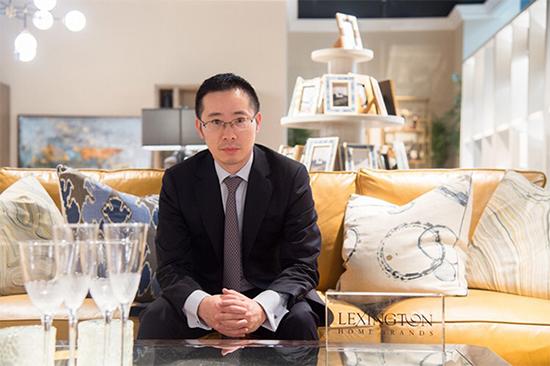 莱克星顿家居中国区总经理宋晃先生