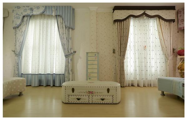 蝶依斓窗帘产品多样!满足你挑剔的习惯