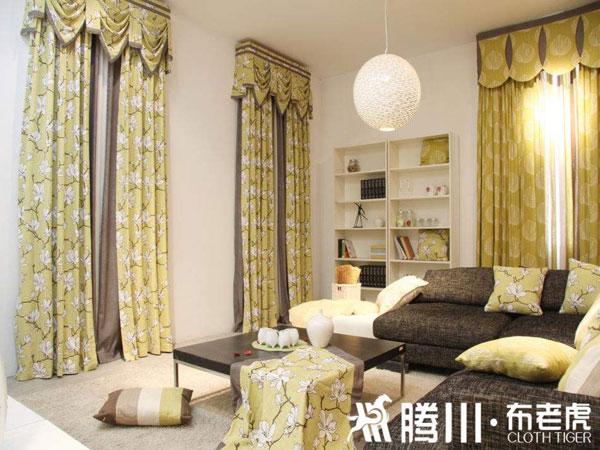 布老虎窗帘产品形象展示
