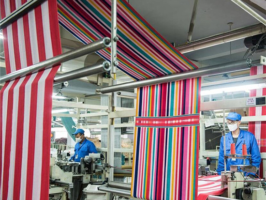 亚光家纺智能化设备