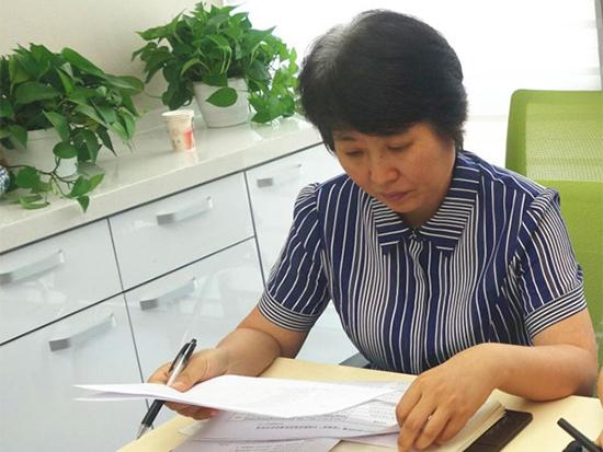 中国纺织工业联合会流通分会副会长、秘书长张海燕