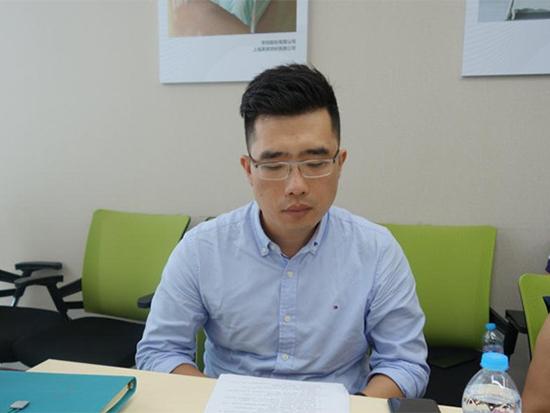 艾瑞集团合伙人王岳