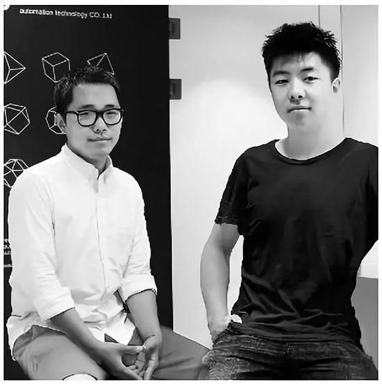 孙浩晨&张雷(目心设计研究室建筑师)