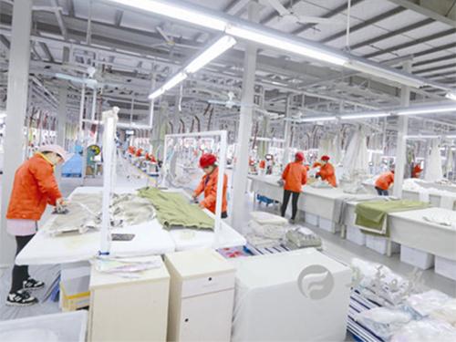 海聆梦成国内首家智能化经营家纺企业