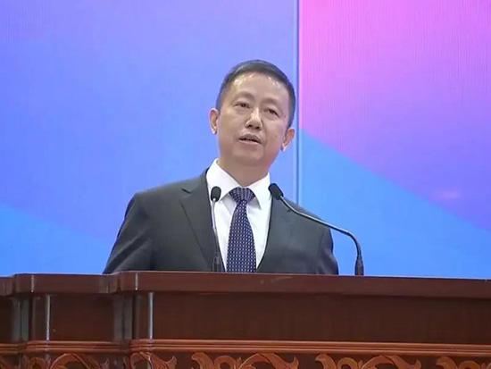 红豆集团董事局主席兼CEO周海江发言