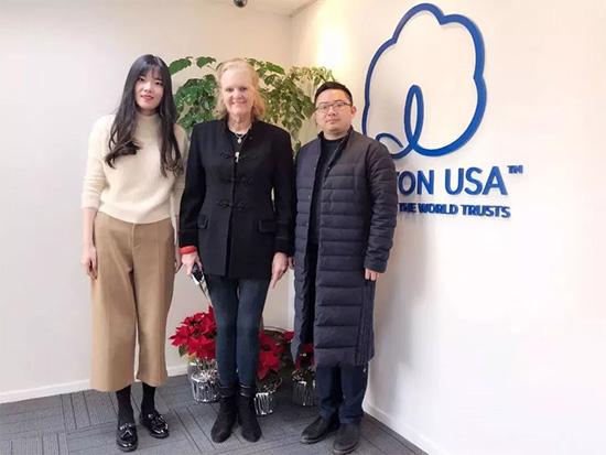 博洋家纺棉床品获美国国际棉花协会认证!