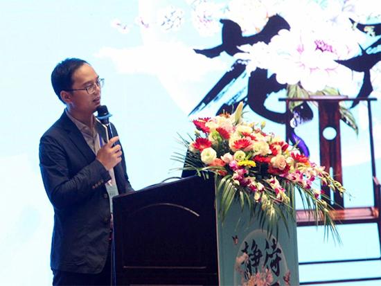 维科家纺总经理王吉锋就维科家纺2019重点工作及培训分享会发表讲话