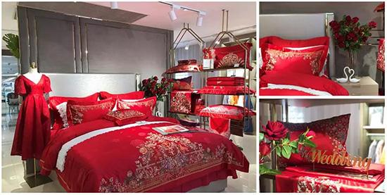 恐龙纺织品牌婚庆区