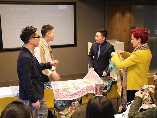 博洋家纺与马兰欧尼时装与设计学院的人才战略及艺术设计合作正式启动