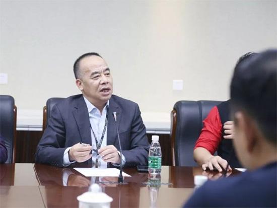 韩丽家居集团副总经理杨通兵先生