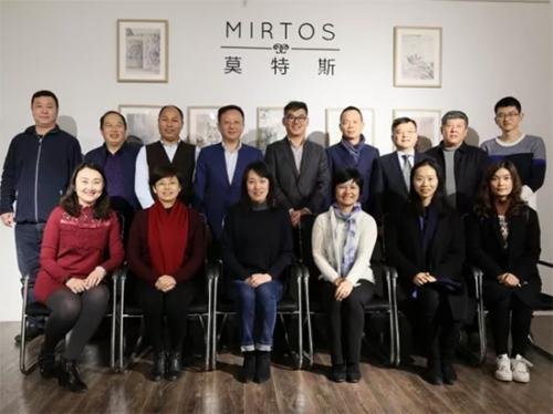 跨界合作·融合发展,杨会长考察莫特斯