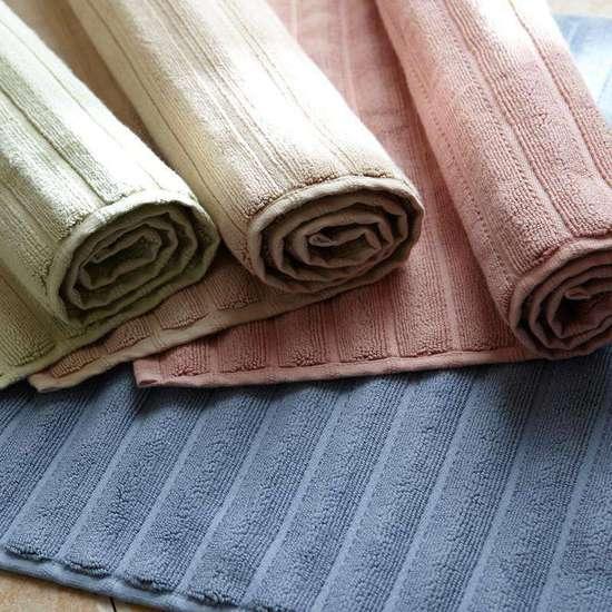 ▲纯棉地毯