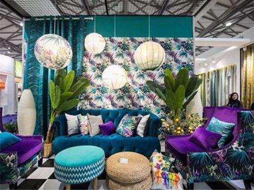 亚洲家纺布艺及家居装饰展览会