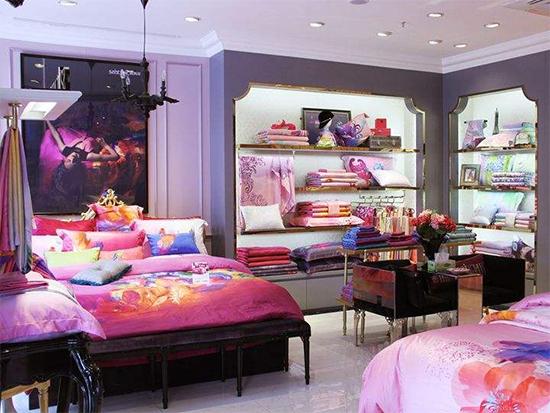 家纺品牌店