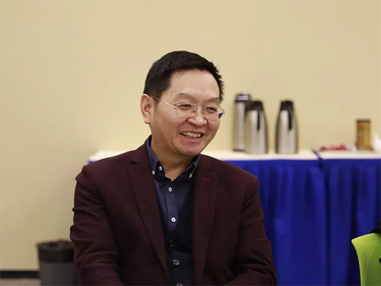 罗莱生活科技股份有限公司 联合创始人薛伟斌