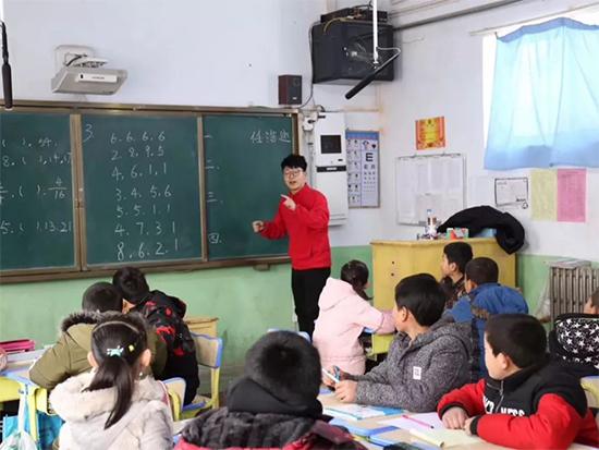 任浩迪老师的趣味奥数课