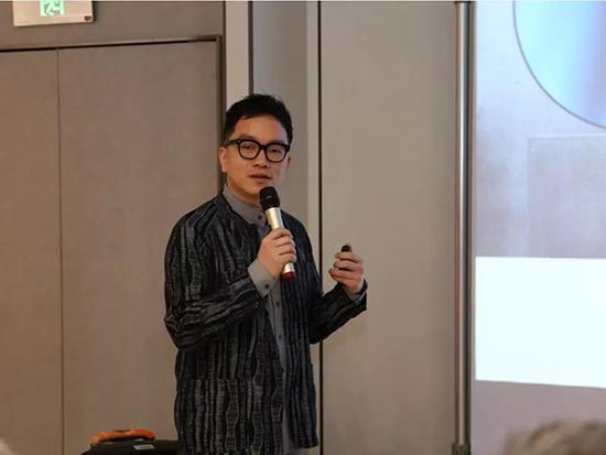 博洋家纺上海研发公司总经理 谢林勇