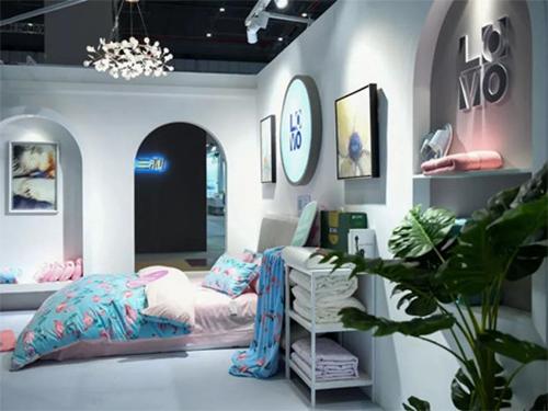 罗莱生活双品牌亮相中国家纺春夏博览会