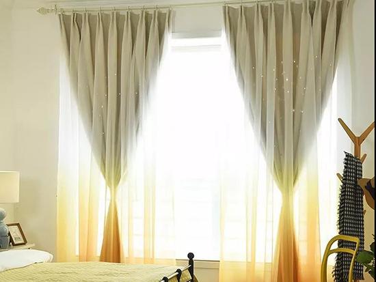 窗帘品牌店
