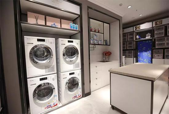 享誉全球的美诺洗衣机