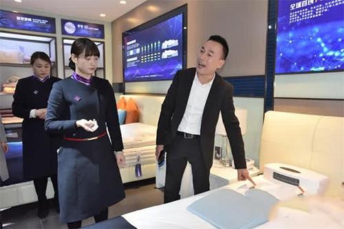 紫罗兰国内科技健康家纺领先品牌