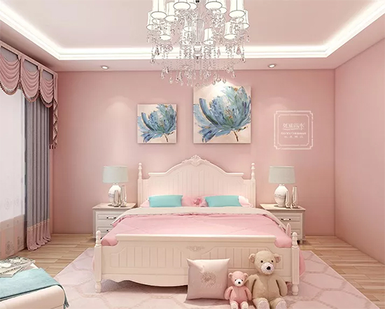 Mellow Rose 柔粉色
