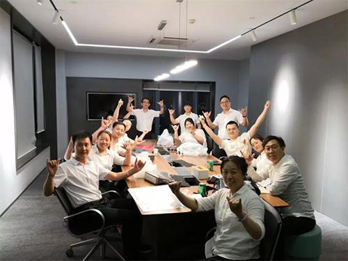 """""""啟 杭36""""特別戰斗行動計劃由銷售公司總經理孫長征為總指揮"""