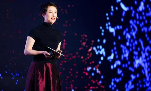 罗莱集团副总裁肖媛丽女士