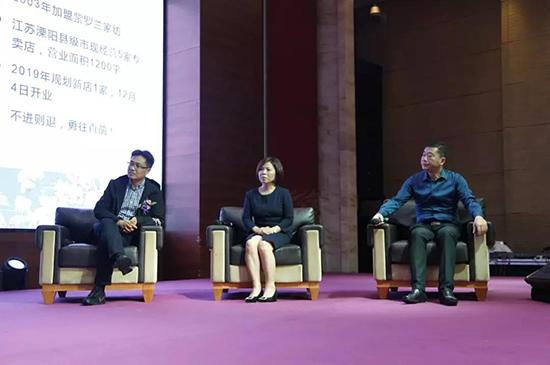 經銷商代表:馮才庚、 金君、 盧榮龍