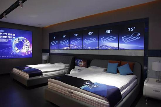 智能化生機睡眠產品,滿足個性需求